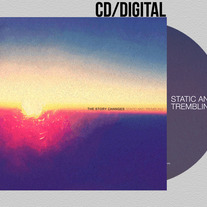 CD w/ Digital - Static And Trembling