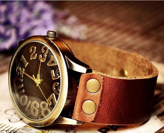 stan vintage watches handmade vintage style watch wrist watch handmade vintage style watch wrist watch leather band watch men s retro watch