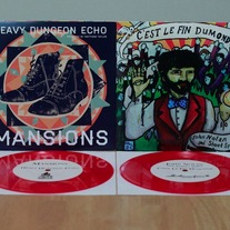 John Nolan / Mansions - ltd. split 7""