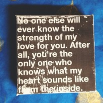 Strength of My Love
