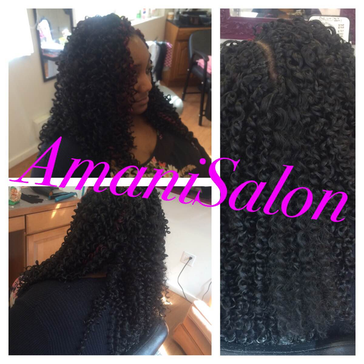 Crochet Braids (loose hair) ? Sewin Weave and Hair Braiding ? Online ...