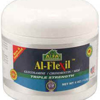 AlFlexil Bone and Joint Cream 4oz by Alfa Vitamins