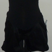 Black Shorts-NEW-Motherhood Maternity Size Small  SF0413