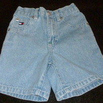 Denim Shorts-Tommy Hilfiger Size 3T  GS413
