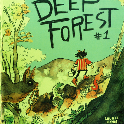 Deep forest #1 (first ed)