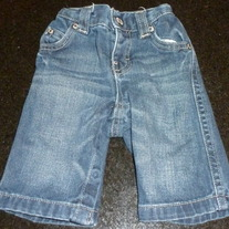Denim Jeans-Baby Gap Size 3-6 Months  GS413