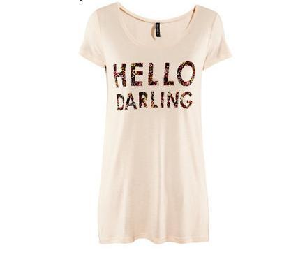 Hello Darling Tee