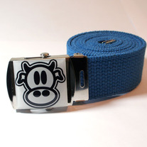 MAD COW BELT (blue)