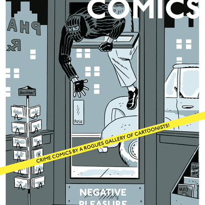 Negative pleasure/felony comics 2015 subscription