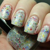 ONE COLORFUL YEAR, 365DOC LE ANNIVERSARY POLISH