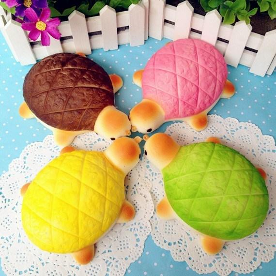 JUMBO Colored Turtle Squishy/ Squishies ? Kawaii Squishy Shop ? Online Store Powered by Storenvy