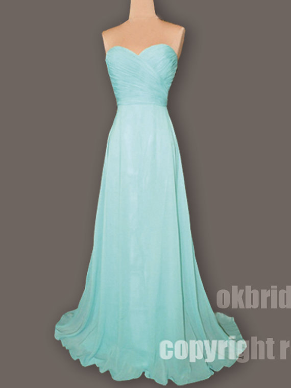 Tiffany blue bridesmaid dresses cheap bridesmaid dresses for Wedding dresses with tiffany blue