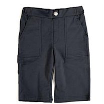 Appaman Boys Stanton Shorts, Black