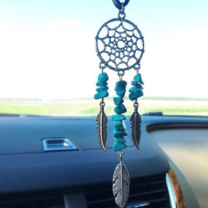 Dream Catcher Mirror Hanging