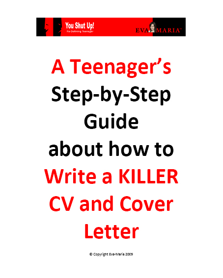 em 39 s awesome resources how to write a killer cv cover letter e book online store powered