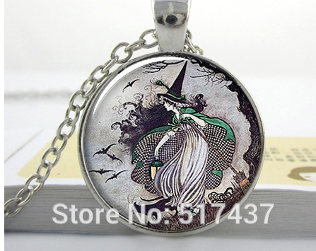 Fairytale witch pendant valley witch online store powered by fairytale witch pendant aloadofball Image collections