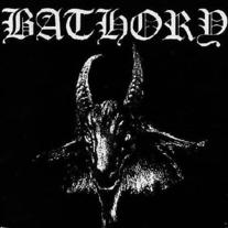 Bathory - s/t (black vinyl)