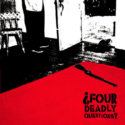 Four deadly questions debut 7″ test pressings (limited to 2)  - Thumbnail 2