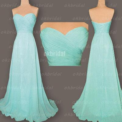 Cutest Tiffany Blue Prom Dresses