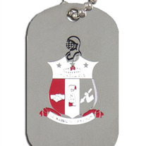 Kappa Alpha Psi Reversible* Shield Dog Tag