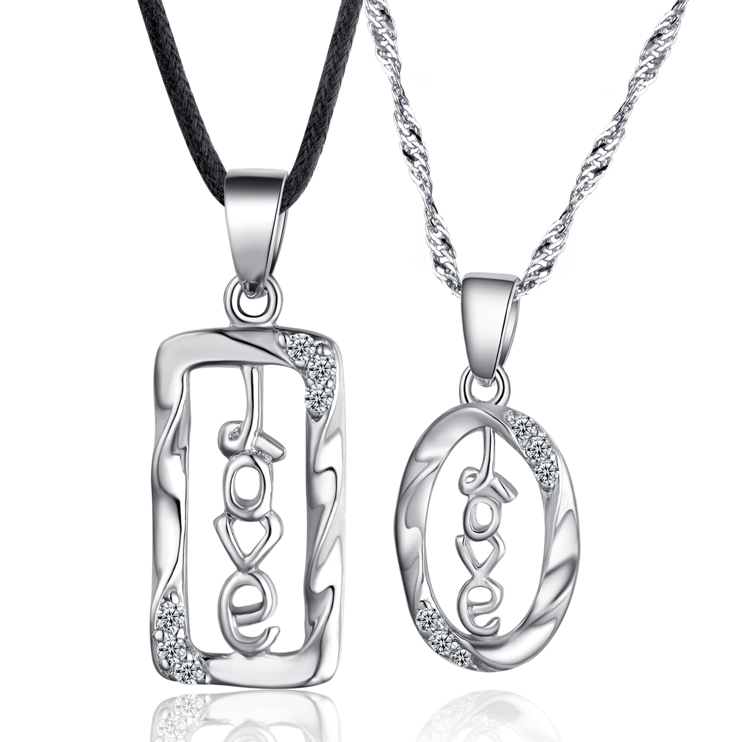 in price men alloy buy india love couple heart original p pendant style