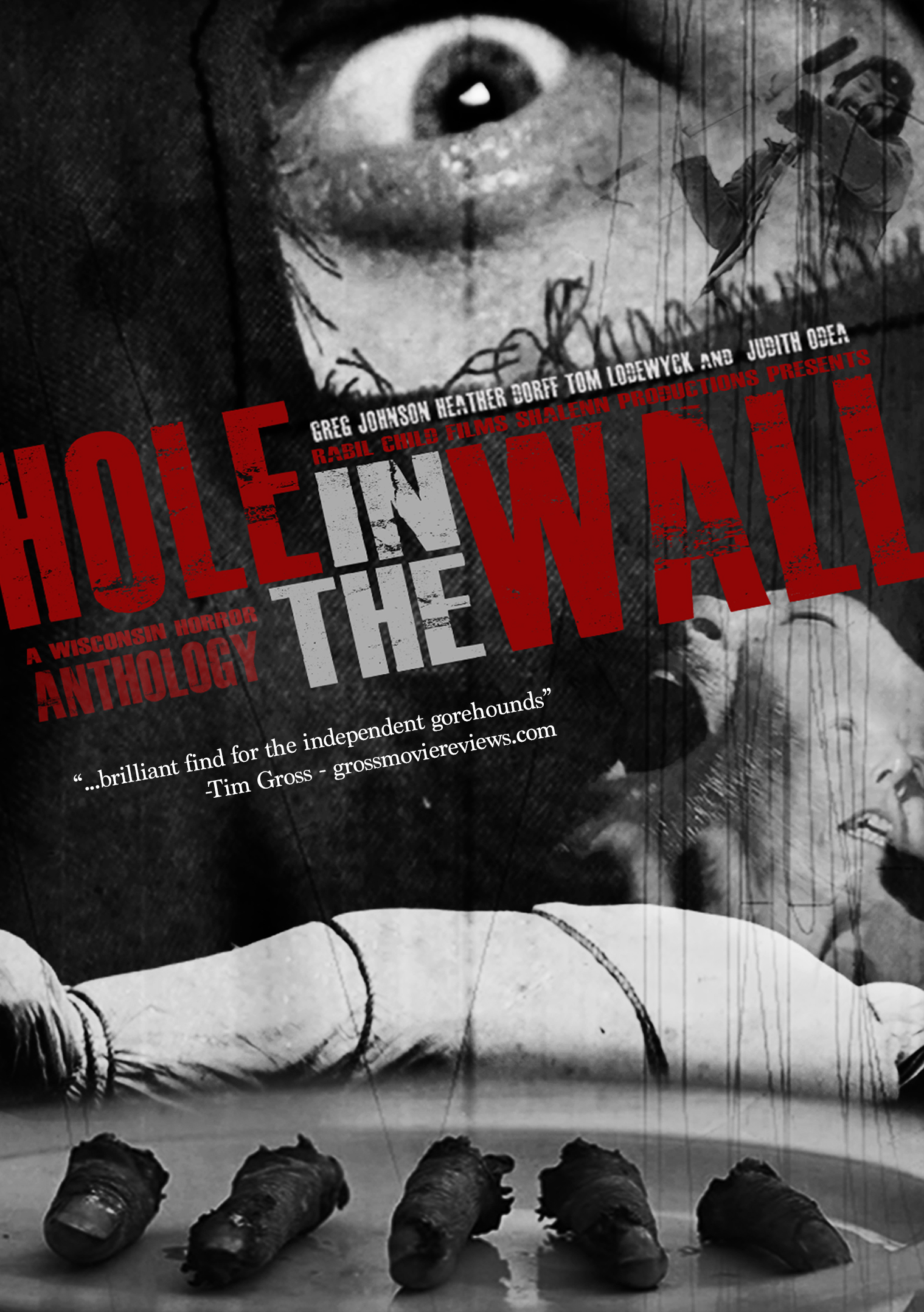 Hole in the Wall Special Edition DVD · Rabid Child Films · Online ...