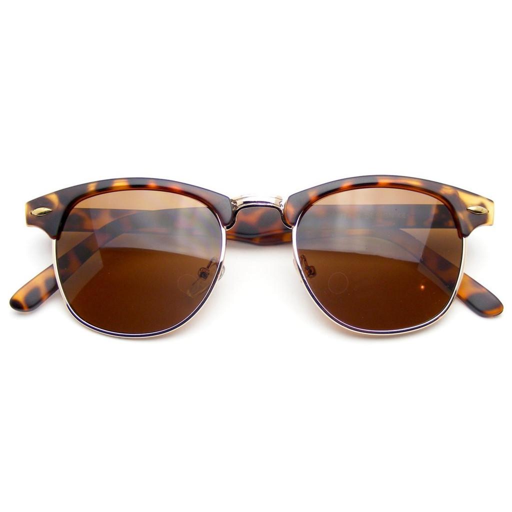Half Frame Vintage Glasses : Vintage Inspired Half Frame Sunglasses ? Emblem Eyewear ...