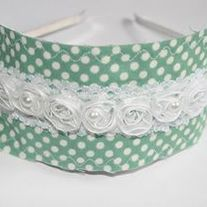 """Mint Mojito"" Original Headband"