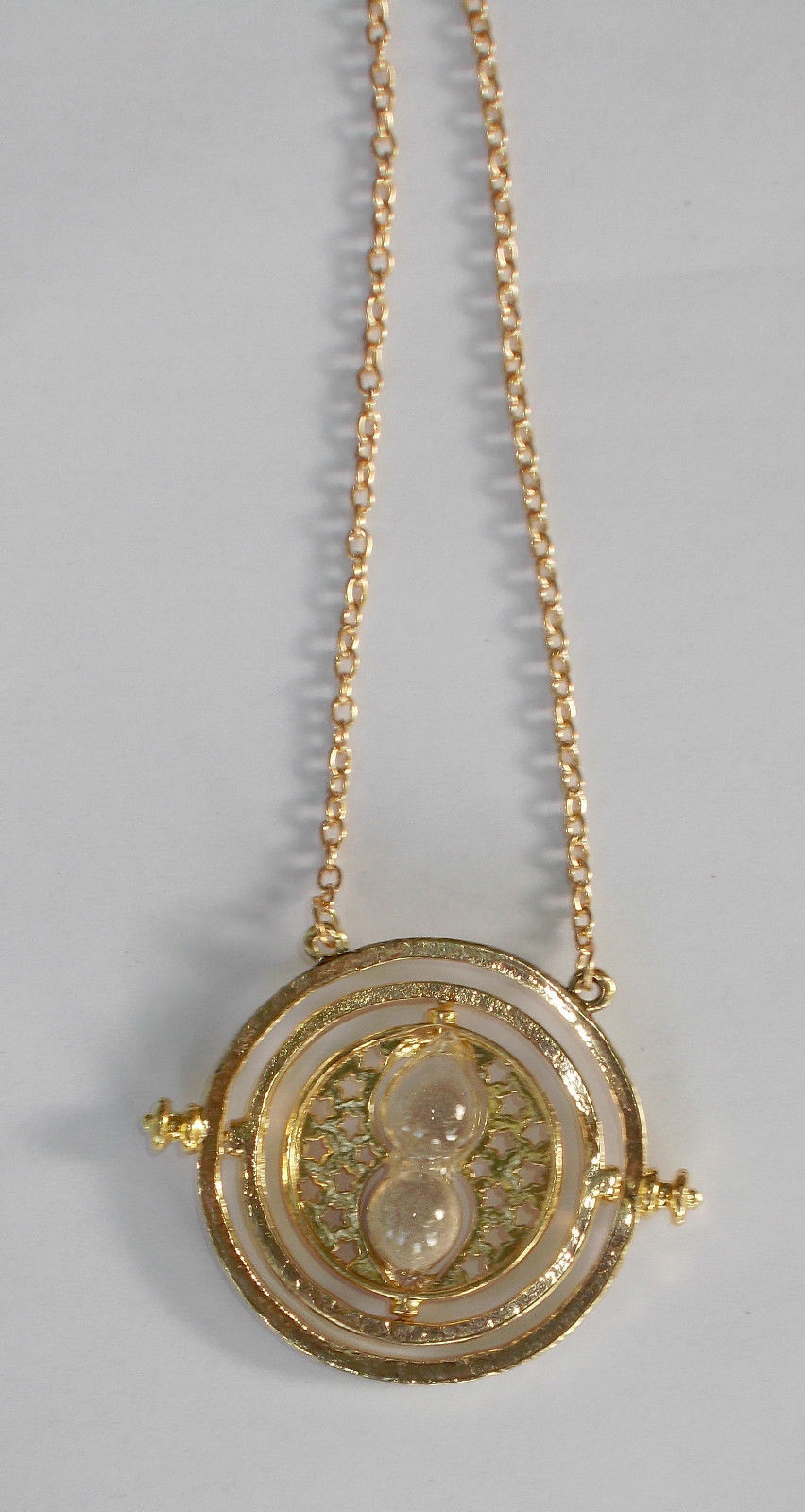 how to make a time turner necklace harry potter