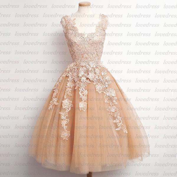 lace homecoming dresses, short homecoming dress, cute homecoming ...