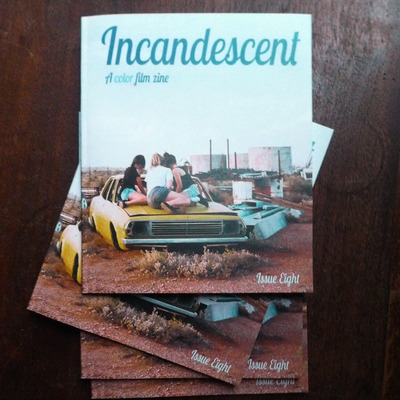 Incandescent issue 8