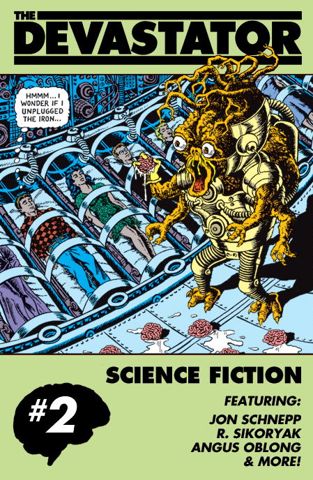 The Devastator #2: Science Fiction