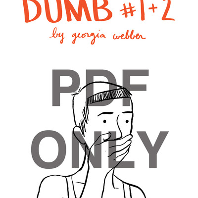 Dumb #1 & 2 digital pdf by georgia webber