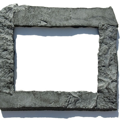 11x14 gray rock picture frame