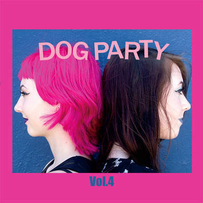 "Dog party ""vol. 4"" cd"