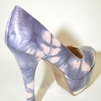 Pink + Blue Pump by Fever