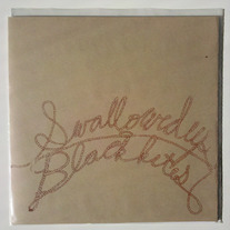 Black Kites / Swallowed Up split LP (clear)