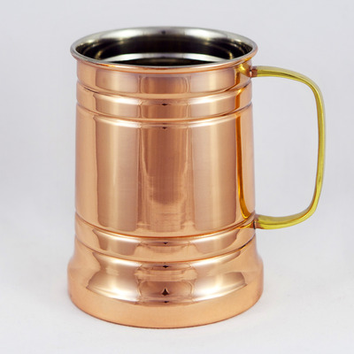 Copper beer stein - Thumbnail 2