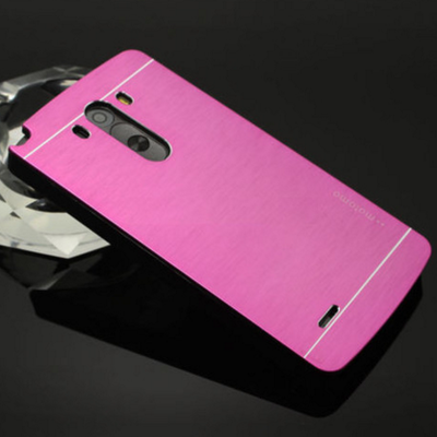 Lg g4 - executive aluminum brushed metal case in assorted colors