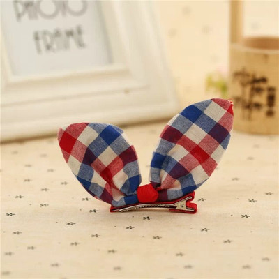 Tara plaid hairclip
