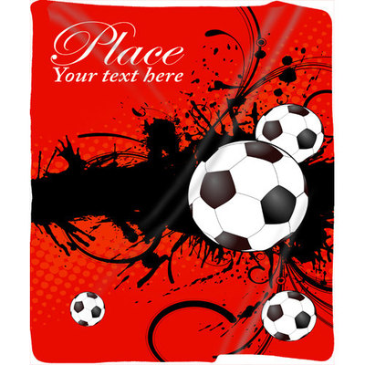 Show Your Colors BlanketsThrows Online Store Powered By Storenvy Enchanting Soccer Blankets And Throws