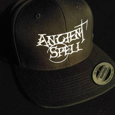 Ancient spell snap back cap
