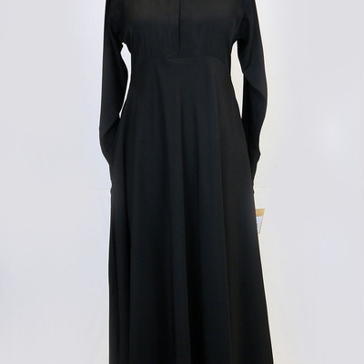 Black zaytun dress