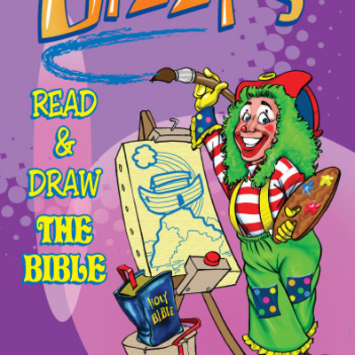 Dizzy's read & draw the bible volume 1