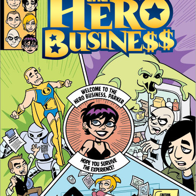"Art card: ""hero business 1: ode to uncanny x-men #139"""
