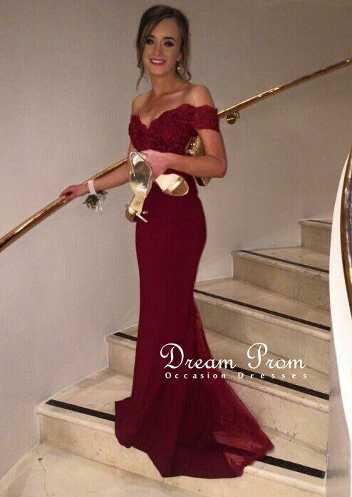 Wine Dresses