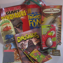 Packed 4 Fun DINOSAURS