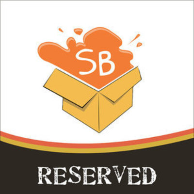 Reserved (ruthie and stanley's)