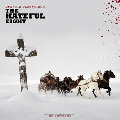 The hateful eight soundtrack (double lp)
