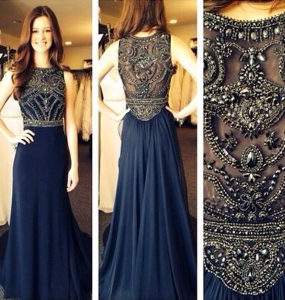 tulle prom dress,chiffon prom dress,long prom dress, chic prom dress ...